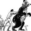 Забракованный мишка (читает Р. Плятт)