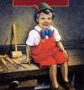 Пиноккио. Приключения деревянного человечка (читает Алла Човжик)
