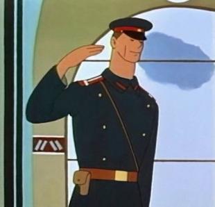 Дядя Стёпа - милиционер -