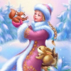Снегурочка (читает Н. Марушина)