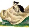 Отчего кошку назвали кошкой