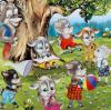 Волк и семеро козлят (музыкальная сказка)