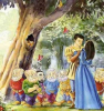 Белоснежка и семь гномов (музыкальная сказка)