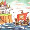 Сказка о Царе Салтане (читает И. Ильинский)